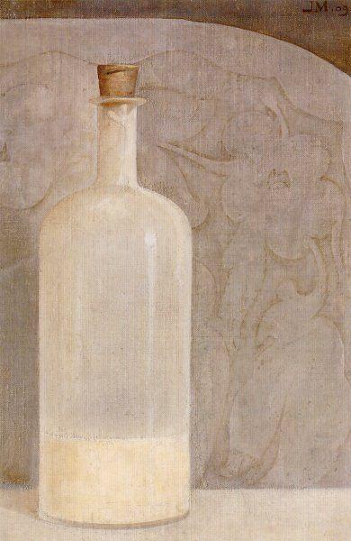 Olieflesje (1901) - Jan Mankes