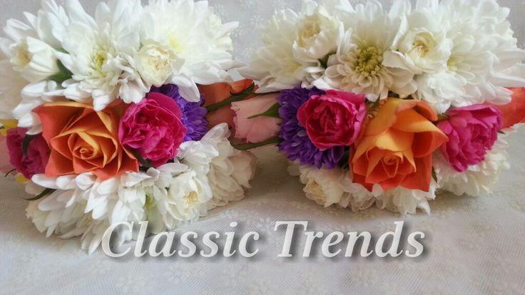 Mehndi Fresh Flowers : 21 best fresh flower mehndi jewellery images on pinterest