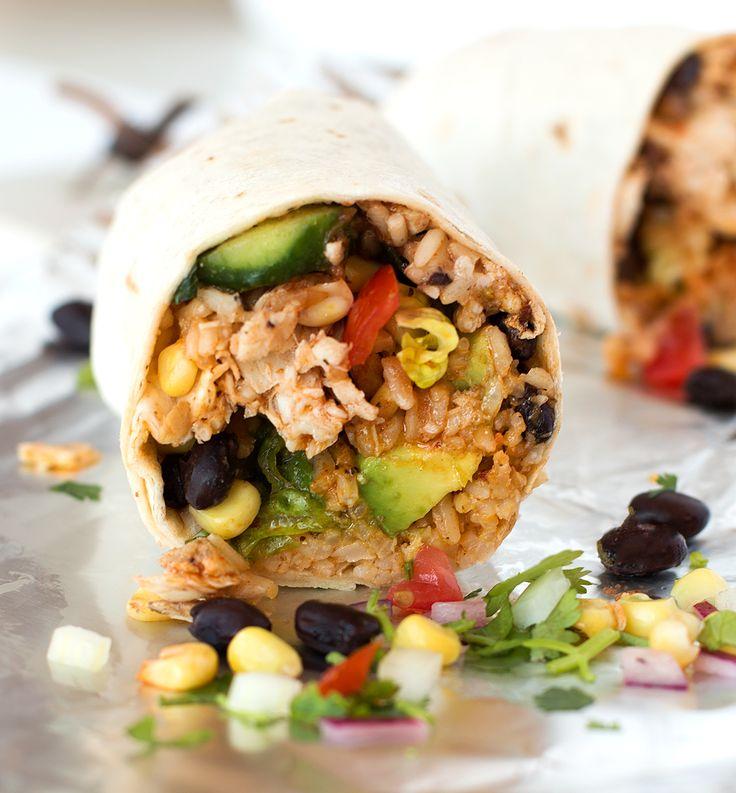 Wahoo+Fish+Burrito+Pineapple+Salsa+via+Posh Journal – Recipes/Design/Travel/Life… – Sandwiches. OR Wraps..