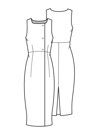 A/W 15/16 Design Direction: Womenswear dresses
