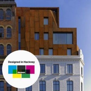 Designed in Hackney: Shoreditch Rooms by Archer Architects