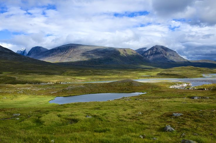 Arctic Trail Trip Report Part 1 - Nordkalottleden Trail Hiking in Lapland has been high on my list of 'must go' places for many years