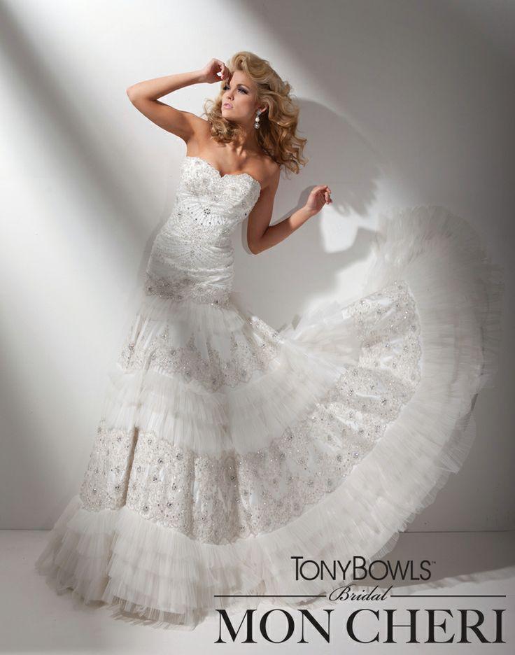 Tony Bowls Bridal»Style No. T211278 » Tony Bowls