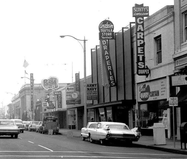 105 Best Anaheim Vintage Images On Pinterest