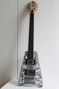 3D Printed Guitars Taking Center Stage - All About 3D Printing | Printing The Future!