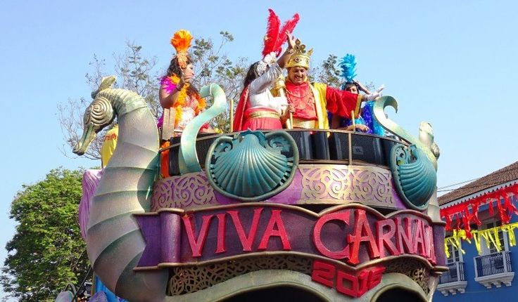 El carnaval de la calle más grande y mejor de Goa es uno que no querrá perderse si viaja a la región en la primera semana de marzo. De hecho, es un festival vale la pena viajar por si es posible. El Carnaval de Goa es un espectáculo caleidoscópico de flotadores brillantes y deslumbrantes adornados con bailarines y artistas vestidos con un arco iris de trajes coloridos, el aire está lleno de espíritu, celebración y música sin fin. Este carnaval es un legado, que sigue las tradiciones…