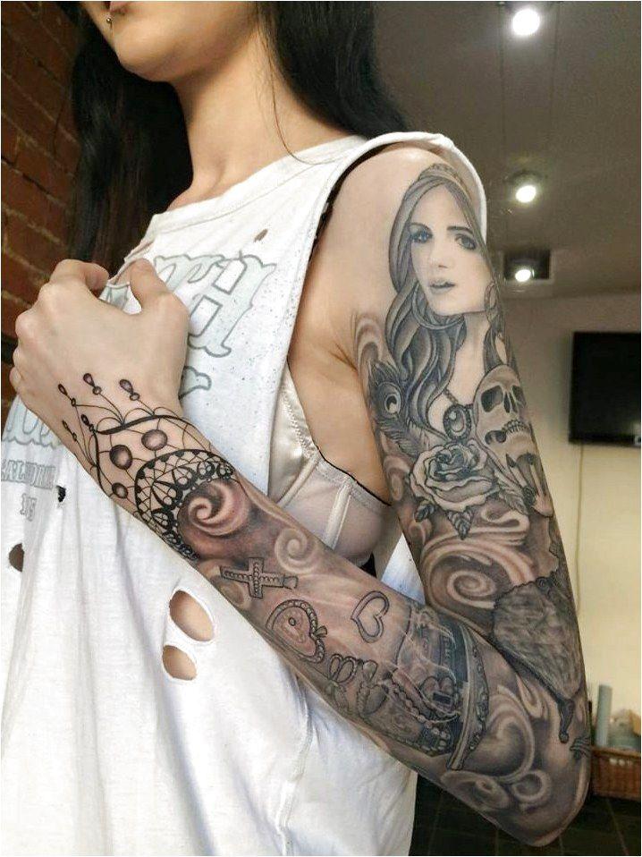 Tattoo Sleeve Shading Filler : tattoo, sleeve, shading, filler, Shaded, Space, Filler, #TattooSleeves, Click, More., Tattoos, Women,, Sleeve