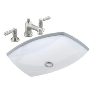 Kohler Kelston Under Mounted Vitreous China Bathroom Sink