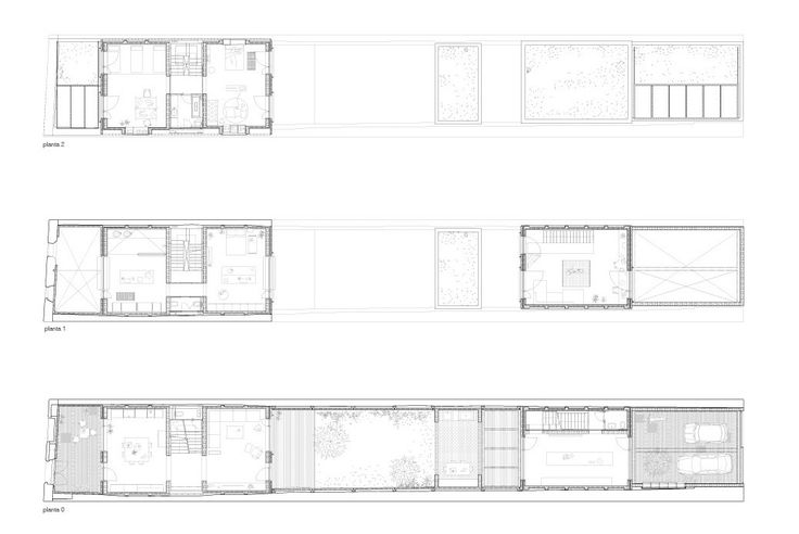 Image 23 of 25 from gallery of House 1014 / H Arquitectes. Floor Plan