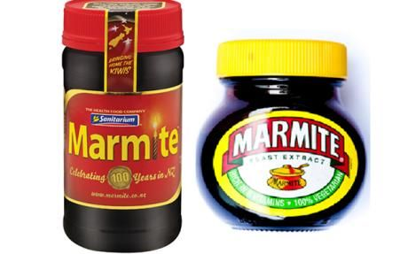 British importer in New Zealand is fighting for right to import the British version of Marmite.