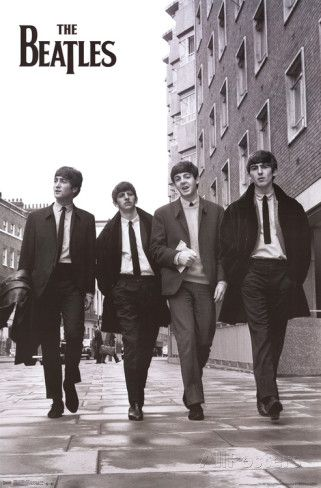 The Beatles Street Prints at AllPosters.com