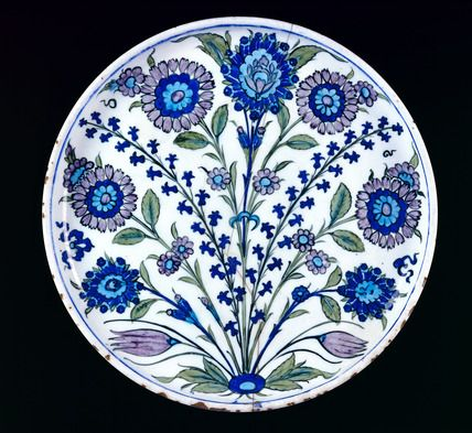 Dish, from Ottoman Turkey About 1530–1550