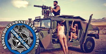 Social Media Icon Dan Blizerian Has Firearms Seized By LAPD Without Warrant