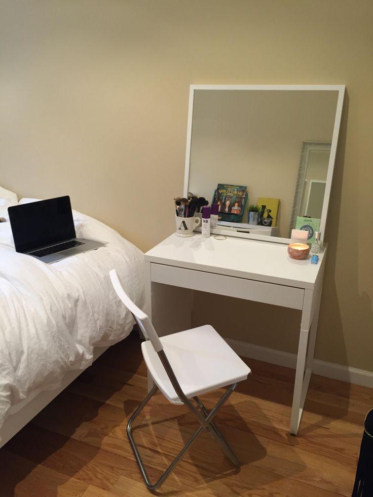 Corner Vanity Desk