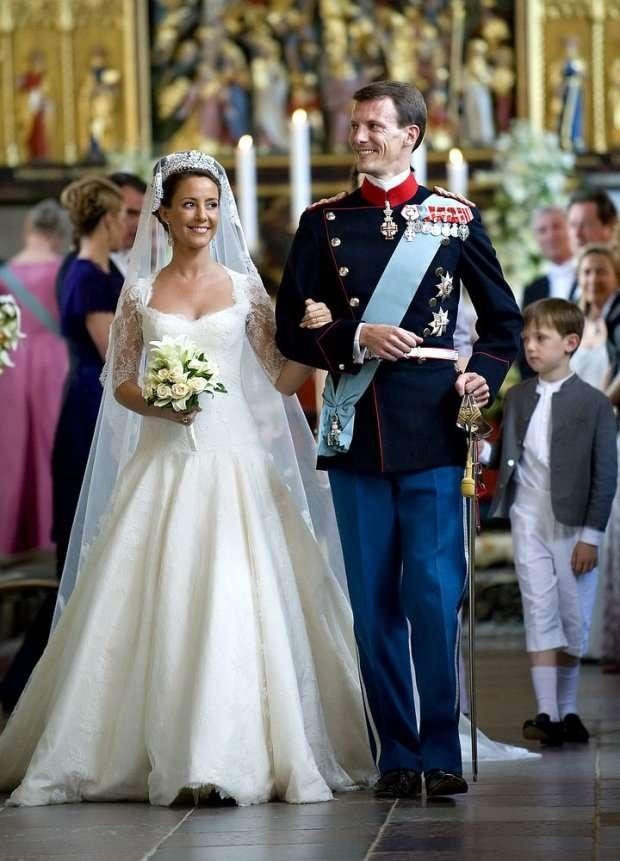 53 best Royal wedding gowns, Denmark images on Pinterest | Royal ...