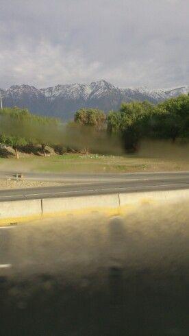 Cordillera, Chile