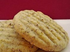Nussmandel Kekse