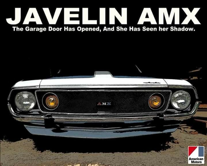 Pin By Mike On Amc American Motors Amc Javelin Hot Rods Cars Muscle