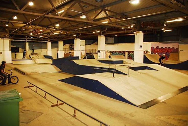Top Indoor UK Skateparks NASS Festival 2017 in 2020