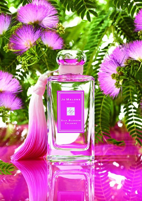 Jo Malone Silk Blossom ~ New Fragrances