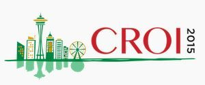 Salute Domani - Statin Therapy Reduces Coronary Noncalcified Plaque Volume in HIV Patients: A Randomized Controlled Trial #CROI2015
