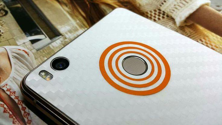 Folii Carbon material 3M White Xiaomi