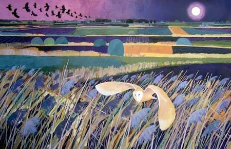 Carry Akroyd - Painter & Printmaker - Paintings