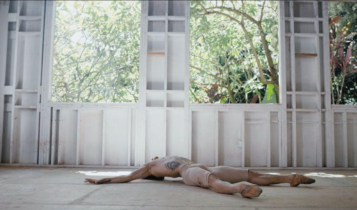 El vídeo de David LaChapelle con Sergei Polunin, la estrella del ballet ruso