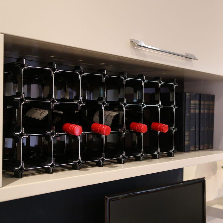 Unsere NOOK Weinregale sind nicht nur super aus, sondern sind auch praktisch!