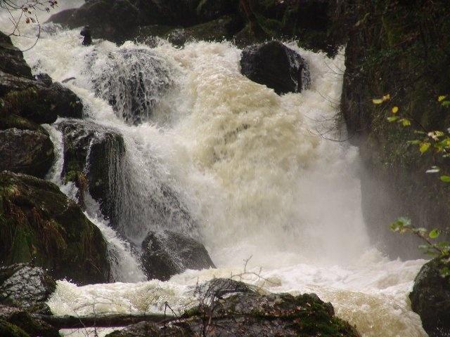 Lodore Falls - Keswick, Cumbria