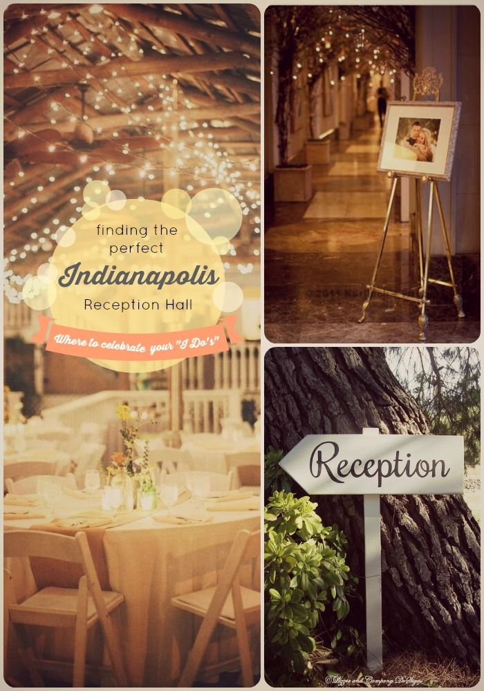This blog offers a great list of #Indianapolis reception halls and how to find just the one you need based on zip code, guest count, indoor or outdoor facilities, price point, etc. The blog is on a site that lists 1,500+ locations. #snappening