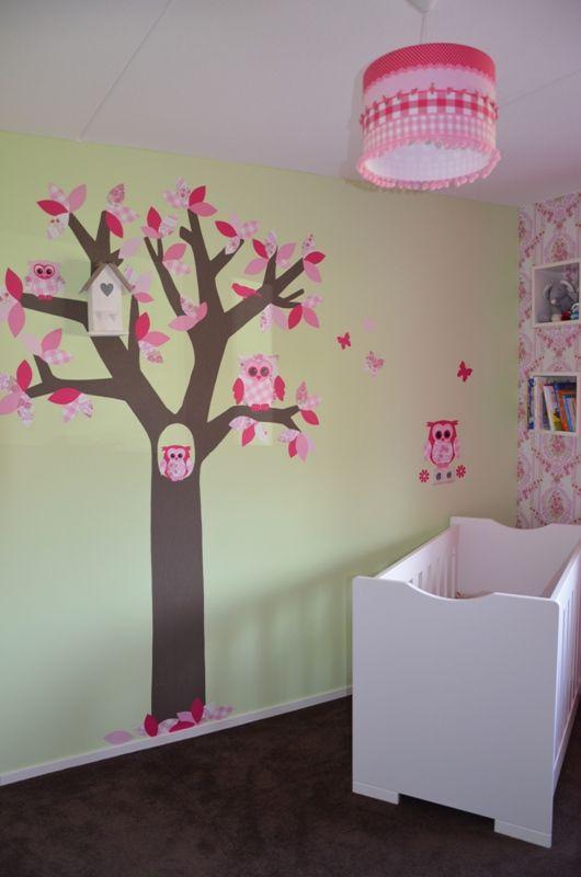 8 best boom op muur images on pinterest, Deco ideeën
