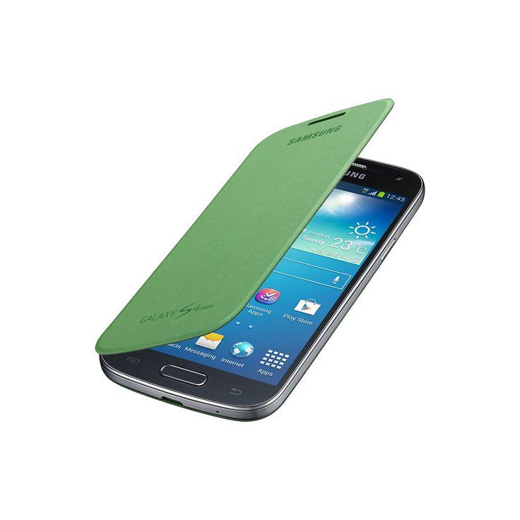 Etui rabat Galaxy S4 mini #GalaxyS4Mini