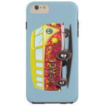Cool IPhone 6 Cases (mini bus) Tough iPhone 6 Plus Case