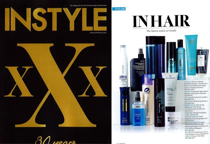 Instyle Magazine Featuring RPR February 2016
