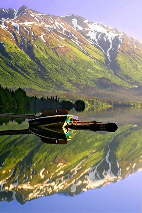 Chugach National Forest, Kenai Peninsula, Alaska: Forests, Bucket List, National Forest, Reflection, Chugach National, Alaska, Beautiful Places, Kenai Peninsula, Travel