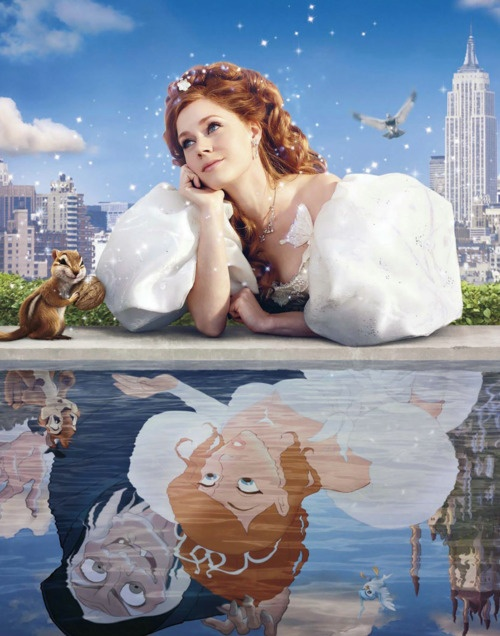 #Disney's #Enchanted starring #AmyAdams