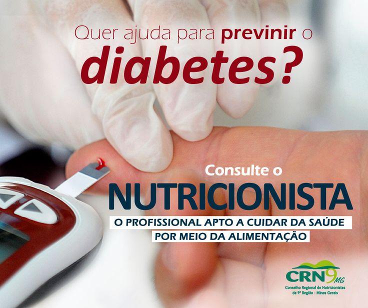 POST NUTRICIONISTA E DIABETES