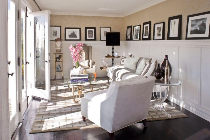 Дома во французском стиле