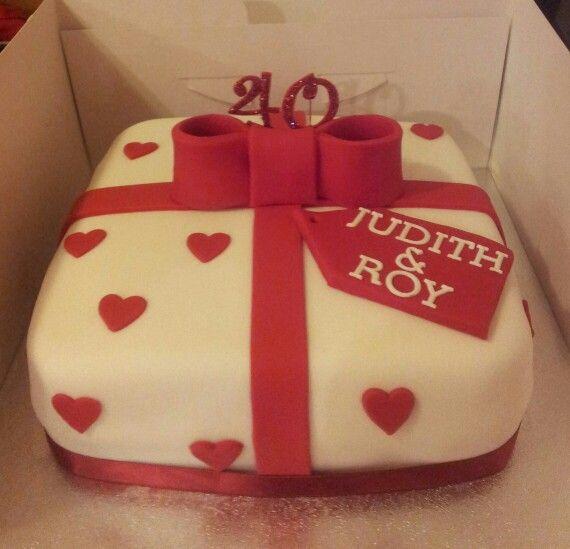 dq valentine's day cake