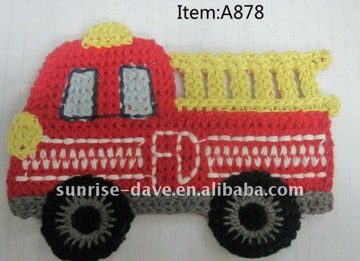 Fire Truck Applique | crochet_fire_truck_applique.jpg
