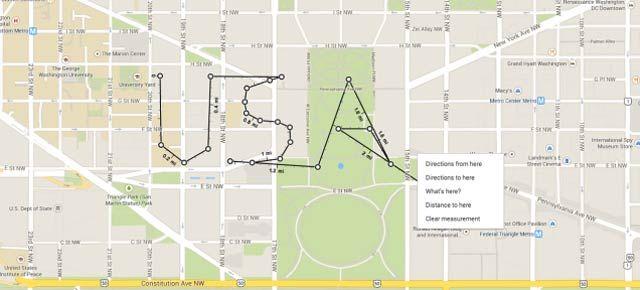 グーグルマップに新機能:直線距離を測れるように - ライブドアニュース