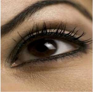 How To Make Kajal (Kohl) for Eyes at Home! DIY natural eyeliner - very dark!