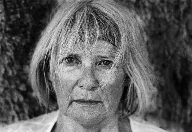 Lisbeth Johansen  from the series `Belonging´