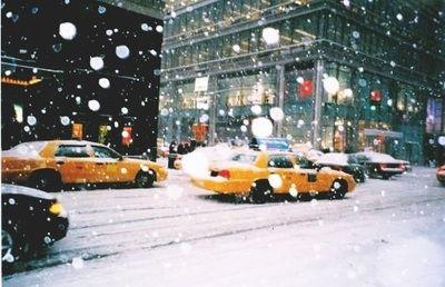 #nyc snow #ny #newyork