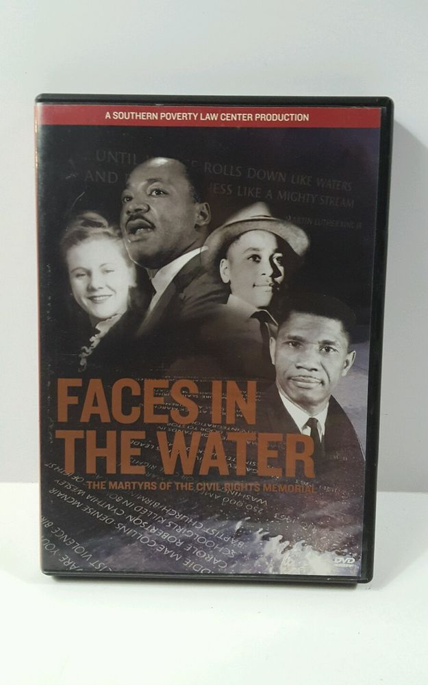 Faces in the Water: The Martyrs of the Civil Rights Memorial Art/Indie Film, DVD in DVDs & Movies, DVDs & Blu-ray Discs | eBay