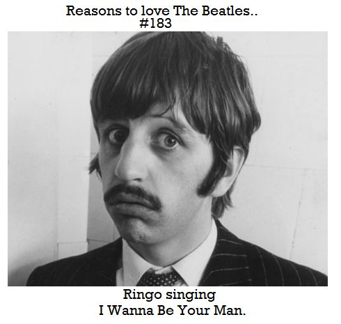 Reasons to love The Beatles #183
