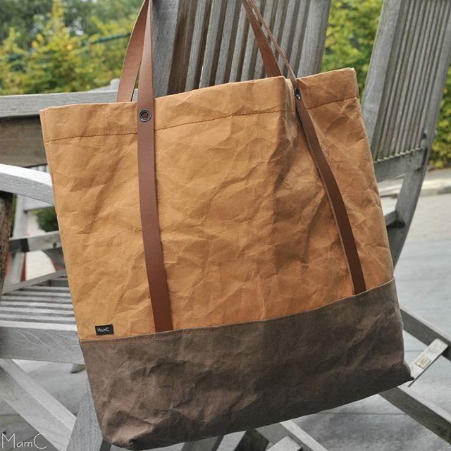 So in love with my new bag! #newblogpost #krafttex #madewithkbas #lilitas #mamcblogger #mynewbag #selfmade #sewingbags #newbeginnings
