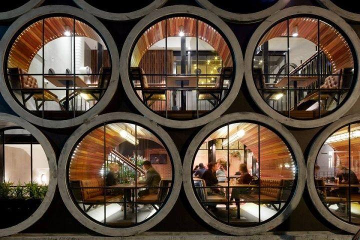 Prahan Hotel by Techné Architects, Melbourne