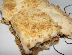 Amarula Fridge Tart Recipe